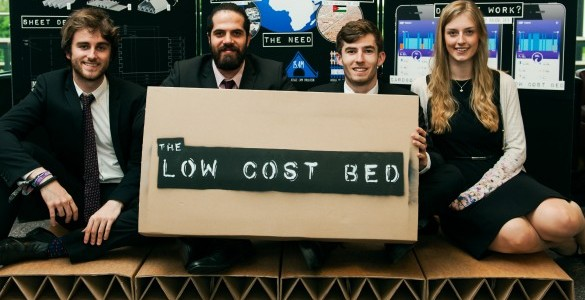 The Low Cost Bed