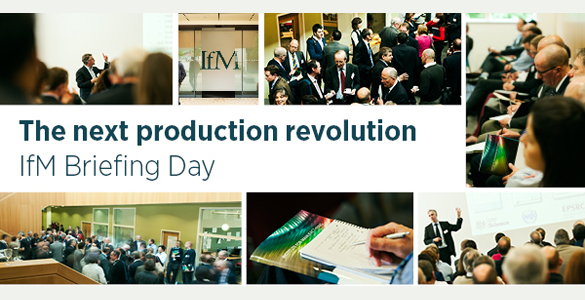 IfM Briefing Day