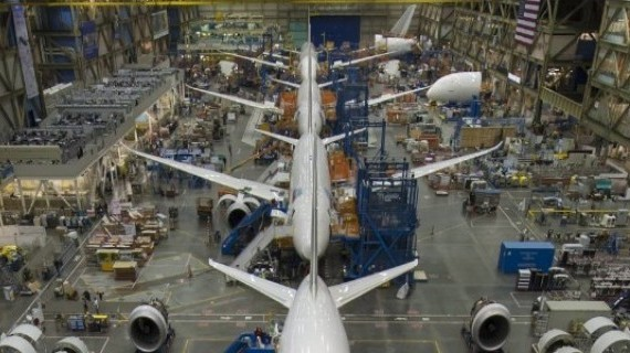 An overview of the innovative work practices adopted by boeing