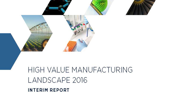 High Value Manufacturing Landscape Report