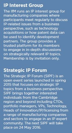 IP Interest Group