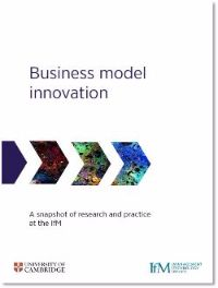 Business Model Innovation Report