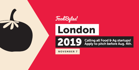 OI Forum pitching contest Foodbytes November 2019
