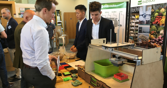 IfM Showcase June 2019 student Design Show project