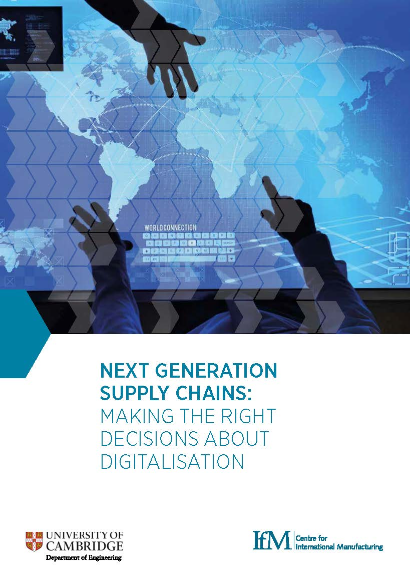 Digital supply chains briefing