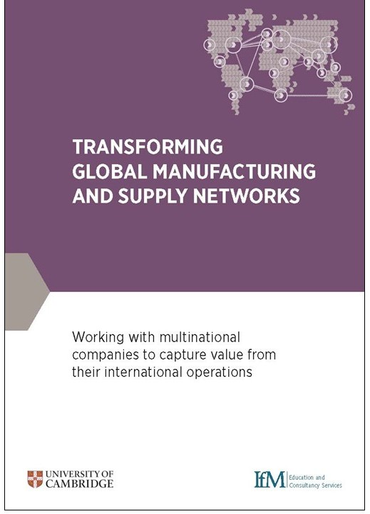 Transforming global supply and operations networks