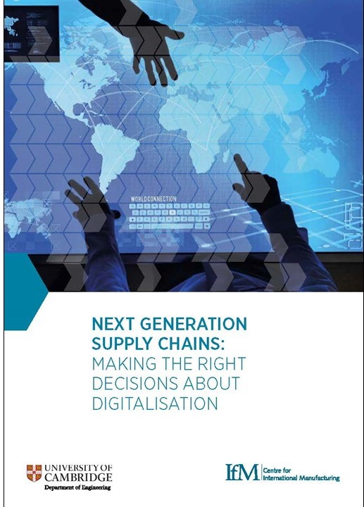 Digitalising supply chains