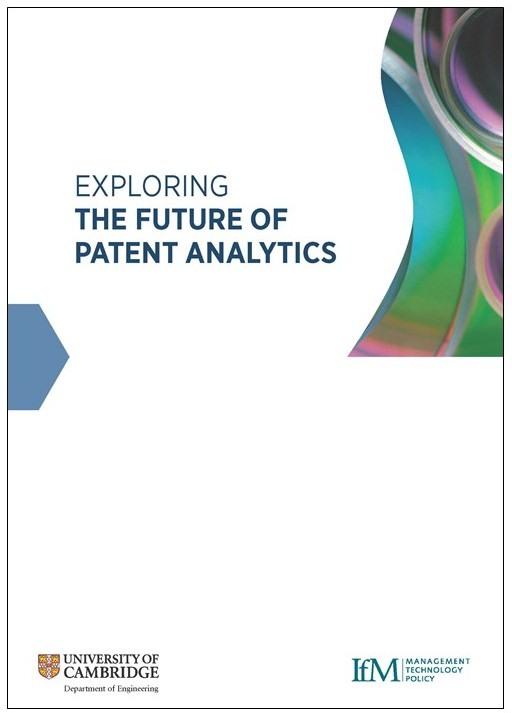 Future patent analytics