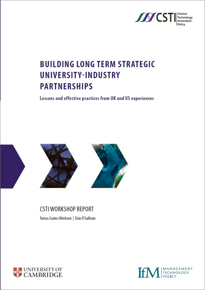 2014 Strategic Partnerships